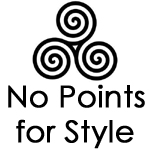 No Points For Style Button