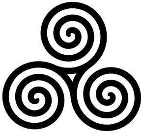 1-6 June, 2012 - Celts on Tour! Sharper-triskele