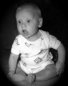 Jacob ~4 months