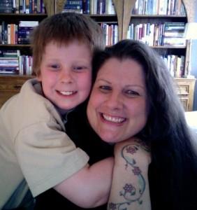 Carter&Mom