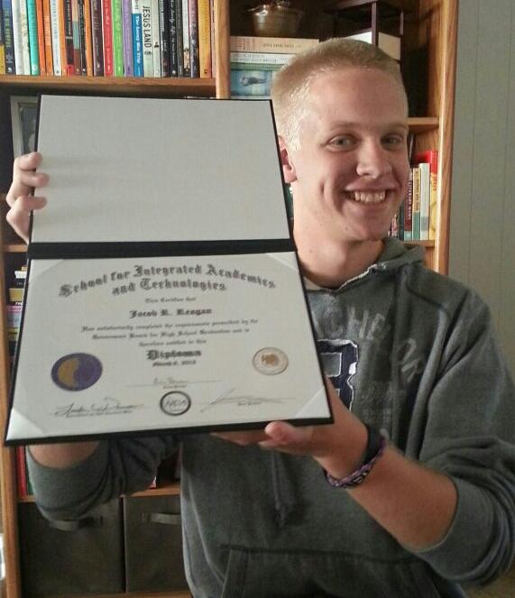 Jacob diploma