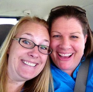 Cab ride with Jen 7-25-2013