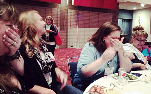 Lunch at McCormick Place 7-27-2013.png