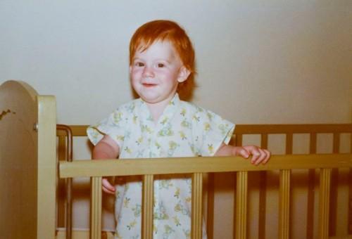 Kelly Thomas 1 year old